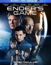 Enders Game  (Blu Ray/DVD W/Digital Hd Ultraviolet)