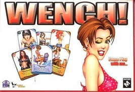 Wench!  The Thinking Man's Drinking Game   -=Free Shipping=-   C2 - $18.95