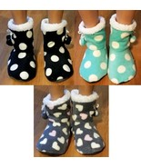 3 Pairs WOMEN Non Skid WINTER Thermal Sherpa Lined Knit Thick Cozy SLIPP... - $19.99