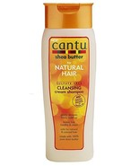 Cantu Shea Butter for Natural Hair Sulfate Free Cleansing Cream Shampoo ... - $11.78
