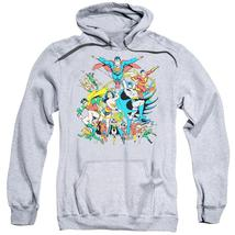 Dc - Justice League Assemble Adult Pull Over Hoodie Officially Licensed ... - $36.99+