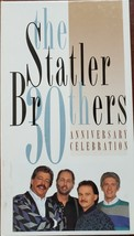 The Statler Brothers 30th Anniversary Celebration 3 CD & Booklet Set - $12.95