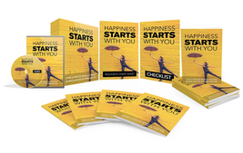 Happiness Starts with You Made Easy Video Upgrade - $1.00