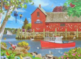 PUZZLE...JIGSAW...GIANA....Heavenly Harbor....300 Piece...Factory Sealed - $14.99