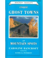 Unique Ghost Towns and Mountain Spots - $19.95
