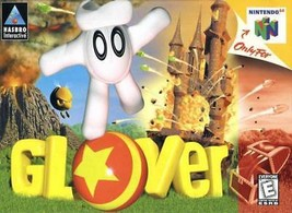 Glover N64 NINTENDO 64 Video Game - $12.97