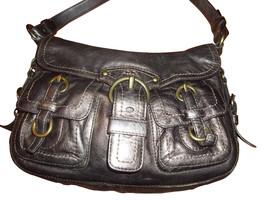 Coach Legacy Garcia Bronze Leather Shoulder Bag 12654! Great Bag! - $97.49