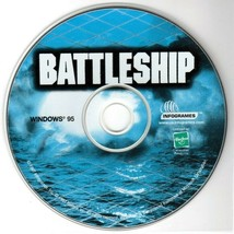 Battleship By Hasbro (PC-CD, 1997) For Windows - New Cd In Sleeve - $8.98