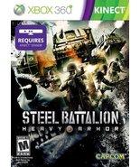 Steel Battalion: Heavy Armor - Xbox 360 [Xbox 360] - $7.75