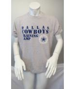 Dallas Cowboys Shirt (VTG) - Training Camp Type Set Graphic - Men's Extr... - $65.00