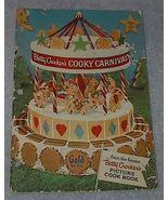 Betty Crocker's Cooky Carnival, Baking Recipe Cookbook - $5.00