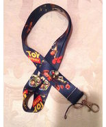 Disney Toy Story- Woody, Buzz Lanyard Strap One Piece Cell Phone Key Cha... - $6.00