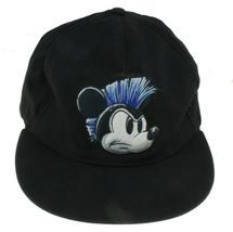 Disney Parks Mickey Mouse Mohawk Boys Hat Cap Youth Stretchback - $13.50
