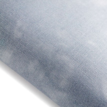 Stormy Sea Hand-Dyed Effect 36ct Linen 35x19 cross stitch fabric Fabric Flair - $40.75