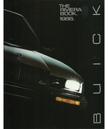 1986 Buick RIVIERA sales brochure catalog US 86 T-Type - $8.00