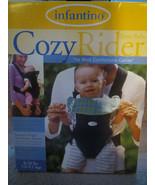 INFANTINO COZY RIDER - $10.00