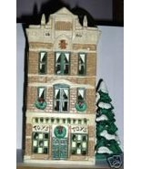 NIB DEPT 56 ORIGINAL SNOW VILLAGE TOY SHOP #507... - $48.50