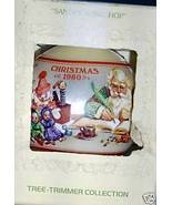 1980 SANTA'S WORKSHOP CLAUS HALLMARK CHRISTMAS ... - $17.42