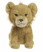 "New Disney The Lion King Simba 9"" Talking Collectible B EAN Plush Free Shipping - $15.00"