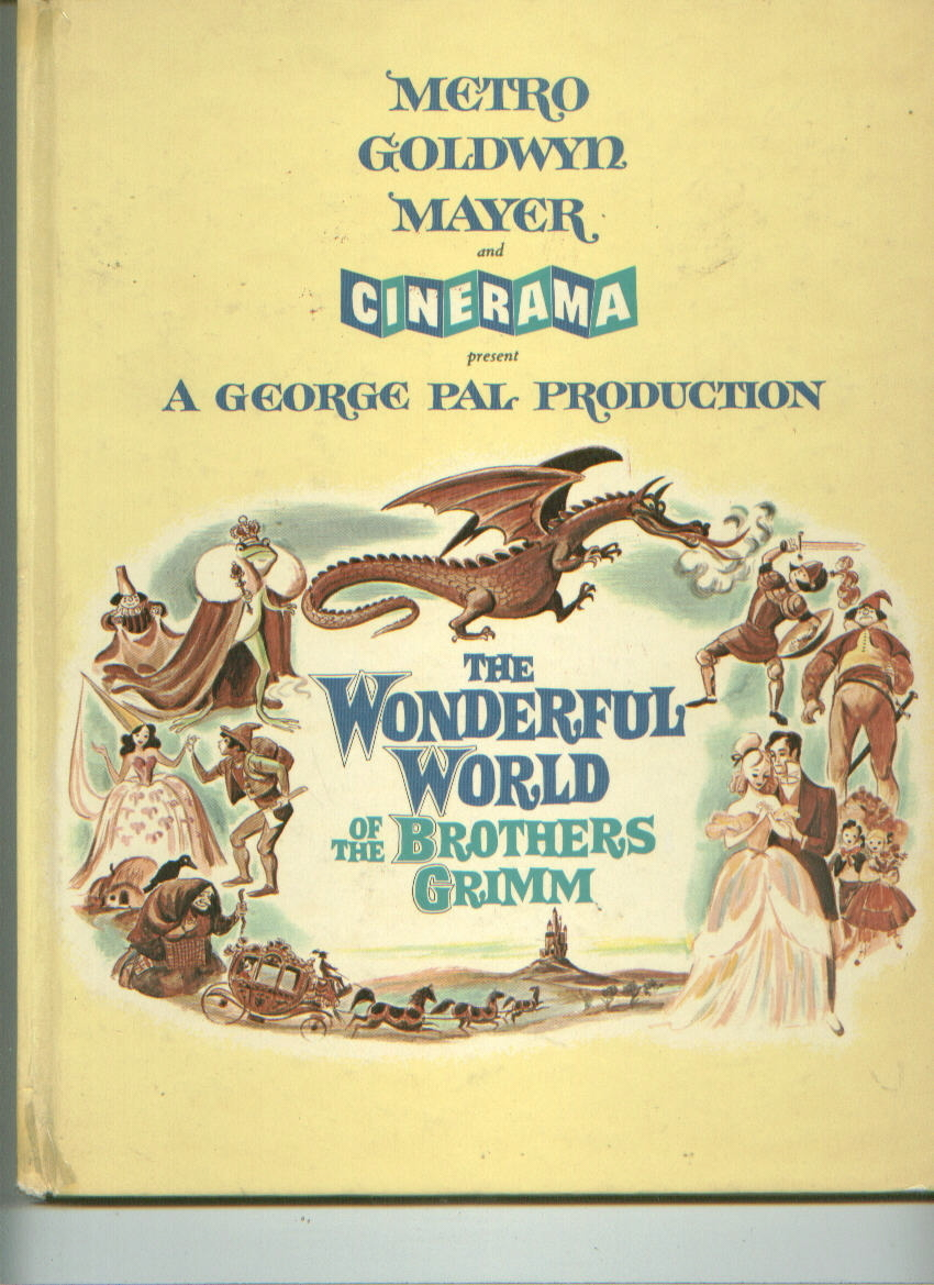 Wonderful World of the Brothers Grimm hardcover