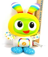 Fisher Price Groove Glow BeatBo Lights up Tummy Music Baby Plush Stuffed... - $17.81