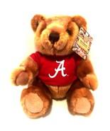 University of Alabama Plush Herrington Teddy Bear Licensed Collegiate Lt... - $28.70