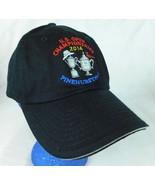 USGA US Open Championships 2014 Pinehurst Black Baseball Cap Hat Box Shi... - $9.99