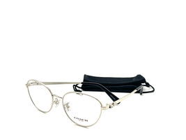 NEW COACH HC 5088 9001 SILVER WOMEN'S AUTHENTIC EYEGLASSES FRAME 51-16 - $58.17