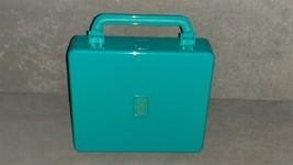Nintendo DS: Aqua Blue System Carrying Case Hard Shell 7x6 - $11.00