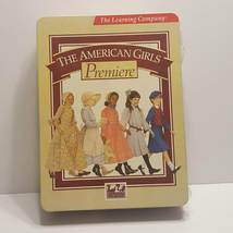 AMERICAN GIRLS Premiere CD-ROM Computer Game - $12.00