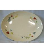 "Franciscan Autumn Leaves Large 16 1/2"" Oval Platter - $55.33"
