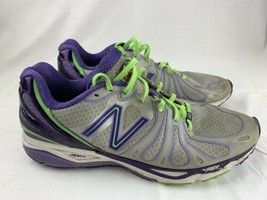 New Balance Barringer 890 v3 Running Women's Shoes Size 12 Grey Purple w890sp3 - $29.69