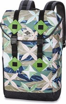 Dakine PLATE LUNCH TREK II 26L Mens Fill Top Backpack Bag Island Bloom N... - $65.00