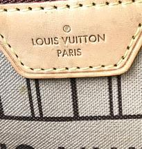 #33306 Louis Vuitton Neverfull Neo New Model Mm Tote Everyday Work Shoulder Bag image 6