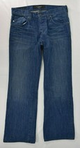 Rock & Republic Los Angeles Size 34 Womens Blue Denim Jeans - $29.69