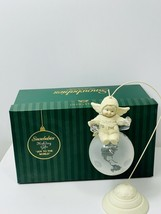 Department 56 SNOWBABIES JOY TO THE WORLD ORNAMENT & STAND #69219 Box, I... - $26.85