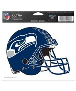 """WinCraft NFL Seattle Seahawks Multi-Use Colored Decal, 5"""" x 6"""" [Free Shi... - $13.95"""