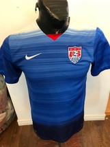 MENS Small Nike Soccer Football Futbol Jersey Team USA - $24.19