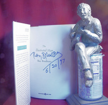 Ray Bradbury THE ILLUSTRATED MAN signed, dated copy, mint collectible co... - $97.02