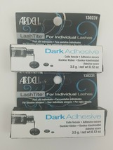Ardell LashTite Dark Adhesive #130231 Lot of 2 - $8.49