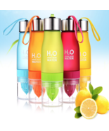650ml Water Bottle H2O Plastic Fruit Infusion Bottle - $19.99