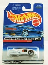 Hot Wheels Artistic License Series Alien Car NIP Mattel NIB 1997 - $8.90
