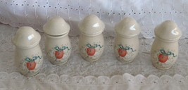5 Vintage International China Marmalade Spice J... - $14.99