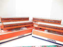 Lionel 19184 Milwaukee Road Aluminum 4 Car Passenger SET- Ln - A1B - $567.42