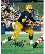 Paul Hornung Signed 8x10 Photo Authenticated Mounted Memories Green Bay ... - $39.59