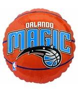 "Orlando Magic NBA Pro Basketball Sports Party Decoration 18"" Foil Mylar ... - $6.17"