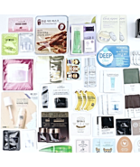 40-Piece Korean Skincare Routine Sampler Packets - $49.99