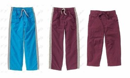 Gymboree boys Gymster Jersey Lined Athletic Sport Pants 2 4 6 7 - $20.78+