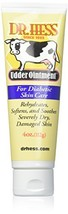 4oz Udder Ointment Skin Care By Dr. Hess | 13 Natural, Non-Toxic Ingredi... - $13.84