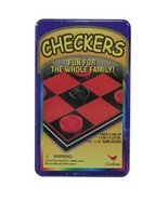 CHECKERS by Cardinal (in Collector's Tin) - $4.95